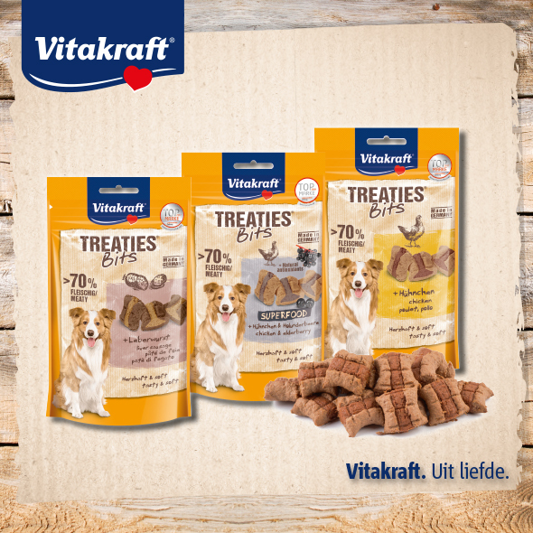 Vitakraft Treaties Bits