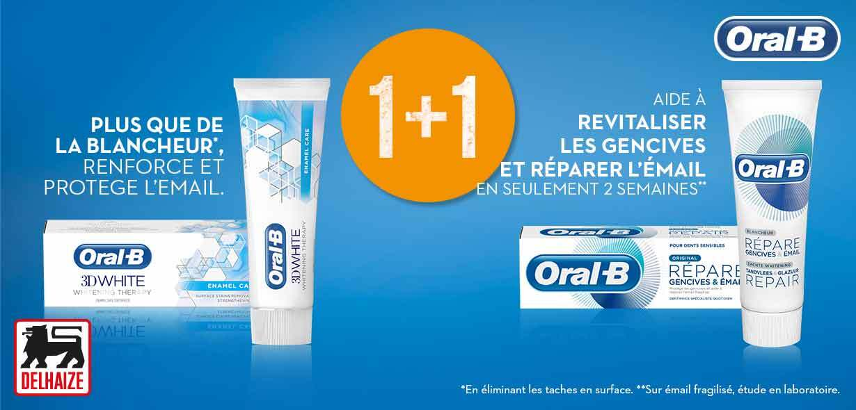 Oral-B Dentifrice