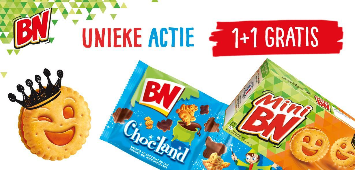 BN Choc'Land of BN Mini Abrikoos