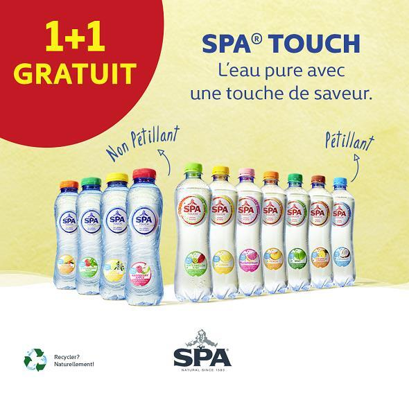 SPA TOUCH 50CL