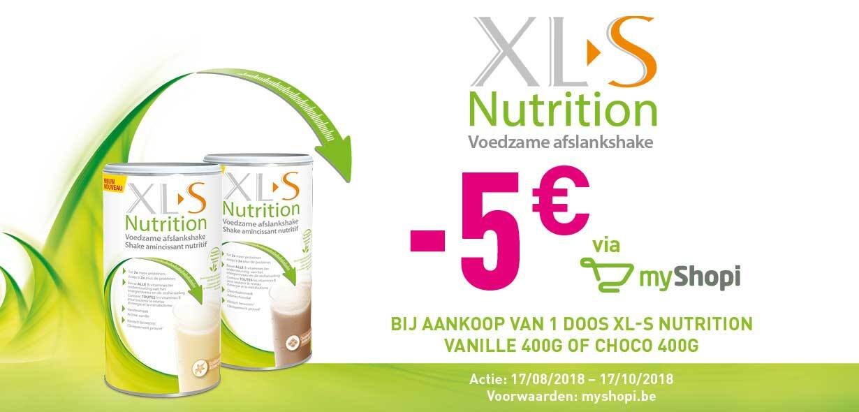 XL-S Nutrition - € 5