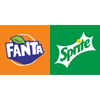 Fanta Orange et Sprite