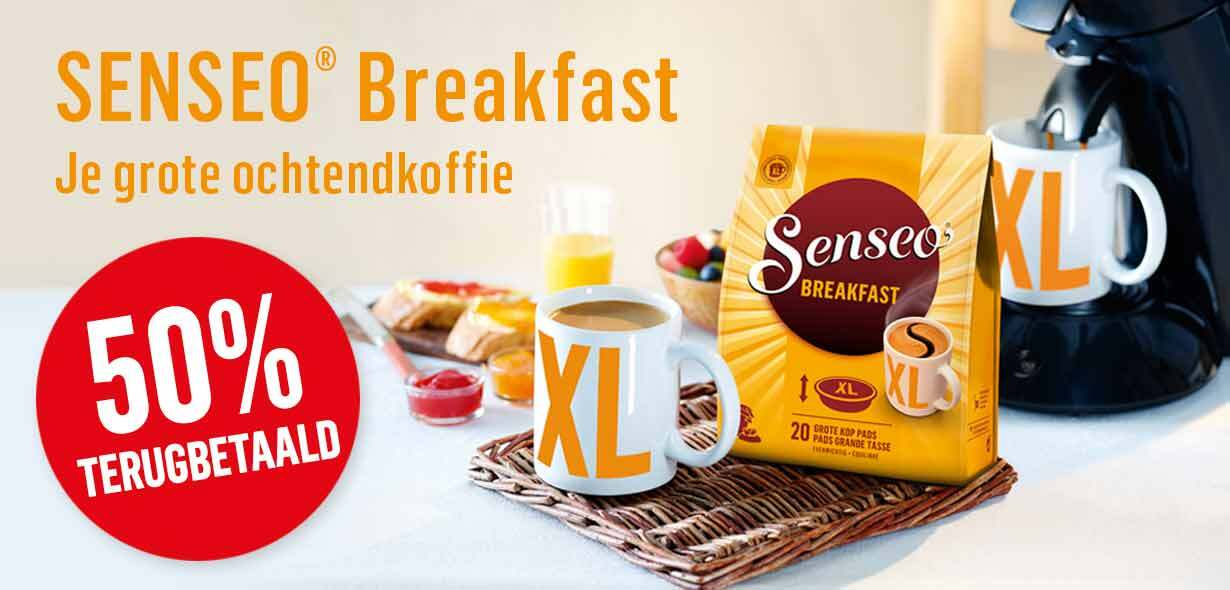 SENSEO® Breakfast