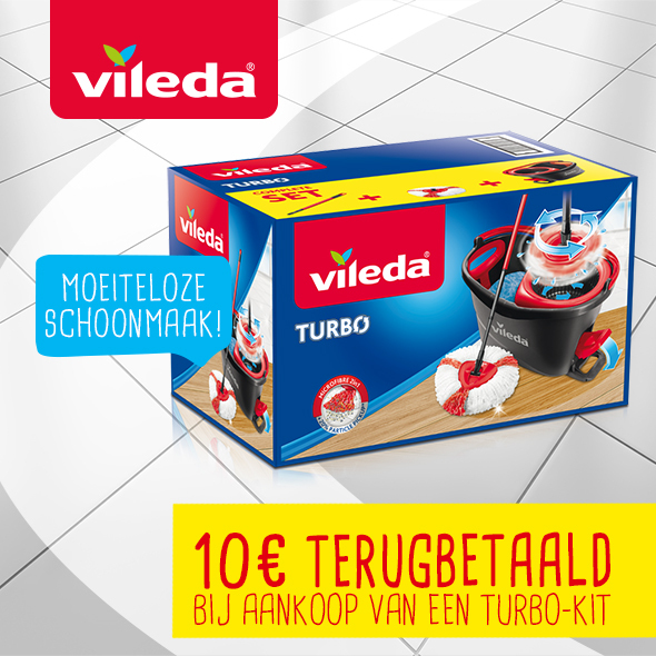Vileda TURBO