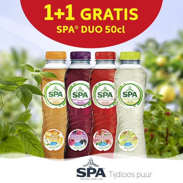 SPA DUO 50 cl