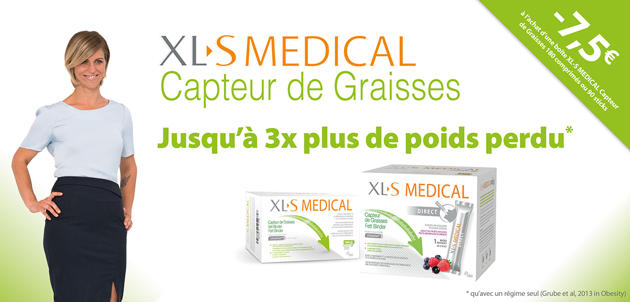 XL-S Medical Capteur de Graisses