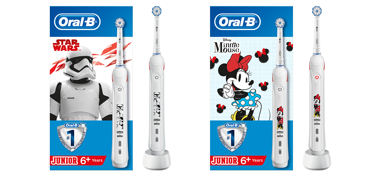 Tandenborstel Oral B Junior