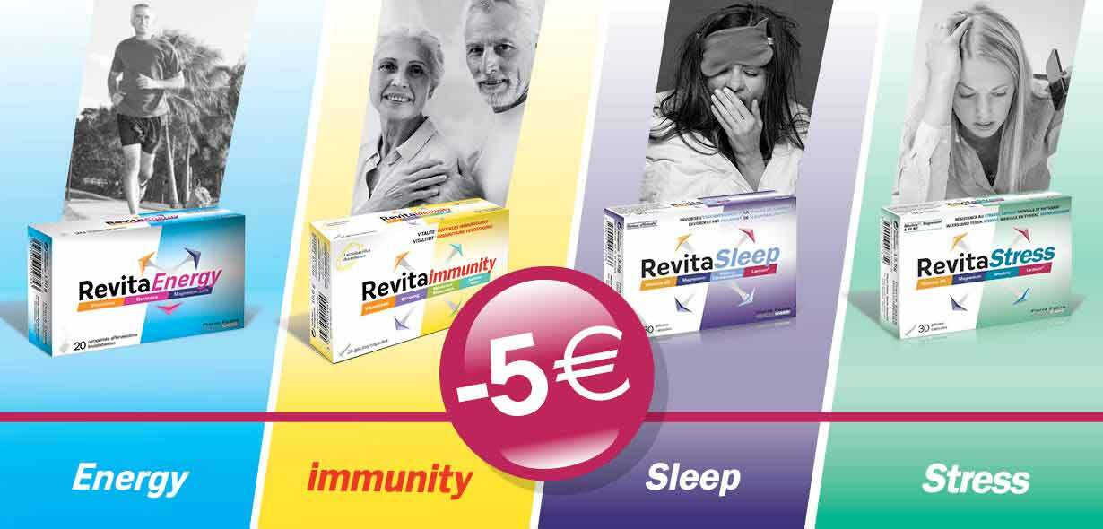 Revita voedingssupplementen