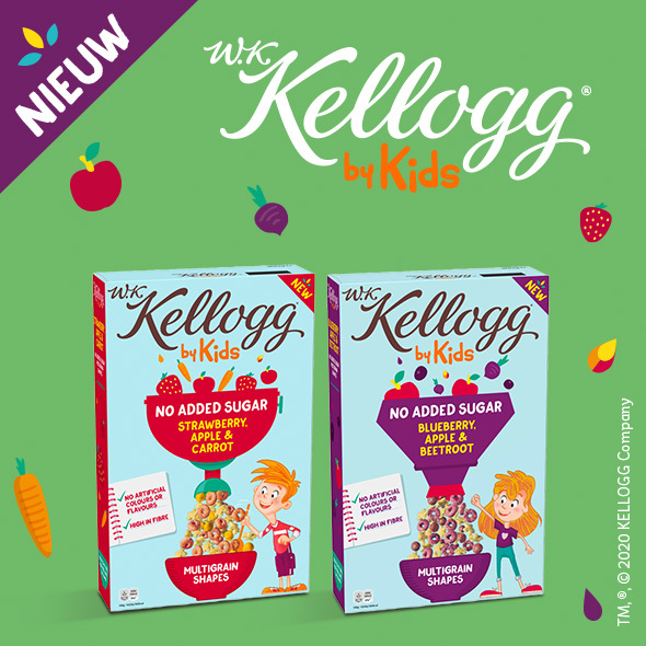 W.K Kellogg by Kids