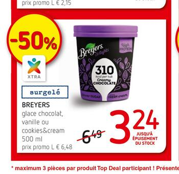 Coupon Spar : Breyers 1907-2507