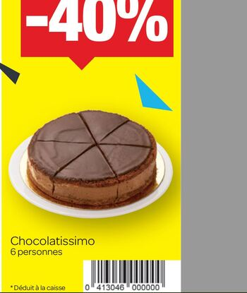 Coupon Carrefour : Chocolatissimo