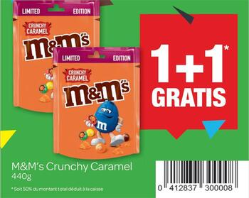 Coupon Carrefour : M&M
