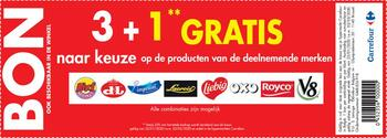 Carrefour kortingsbon : Coupon